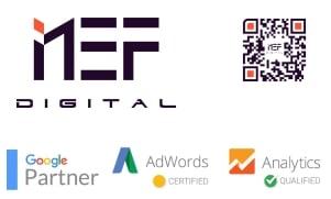 Nef Digital Google Partner