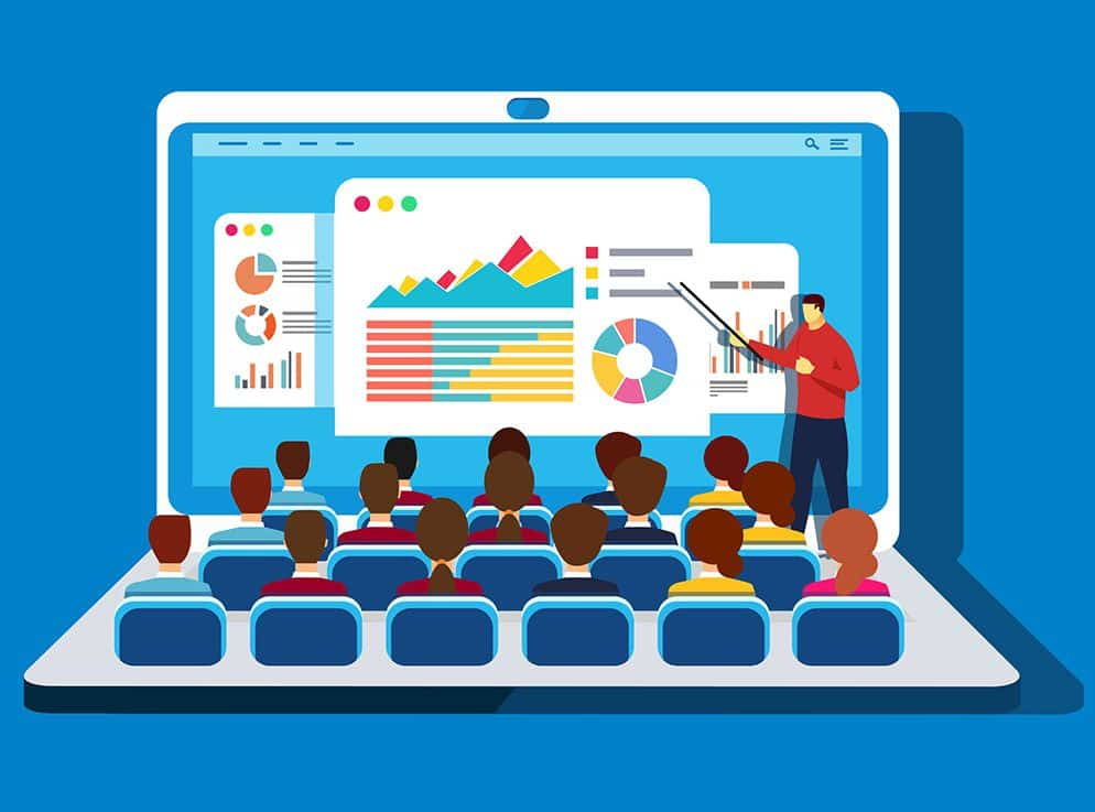 Tham gia các khóa học để nâng cao kỹ thuật phân tích big data