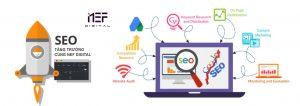 dịch vụ seo website nefdigital