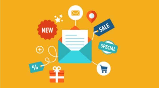 Tiếp thị email