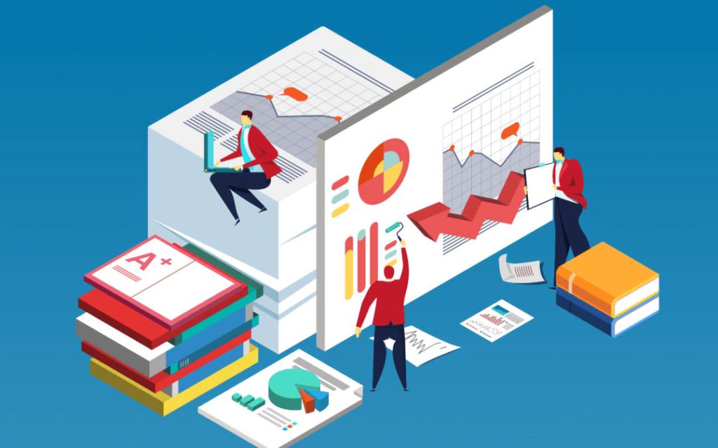 Phân tích dữ liệu lớn chính xác là những thách thức không nhỏ với các doanh nghiệp