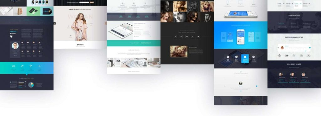 Thiết kế website Nef
