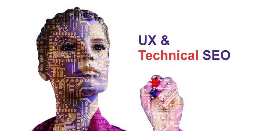 ux và technical seo