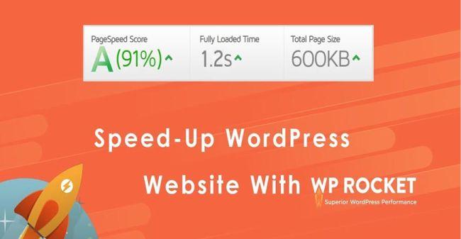 Plugin có khả năng nén Gzip, tải lười biếng, lưu trữ hình ảnh JS, CSS vào trang web trong trình duyệt