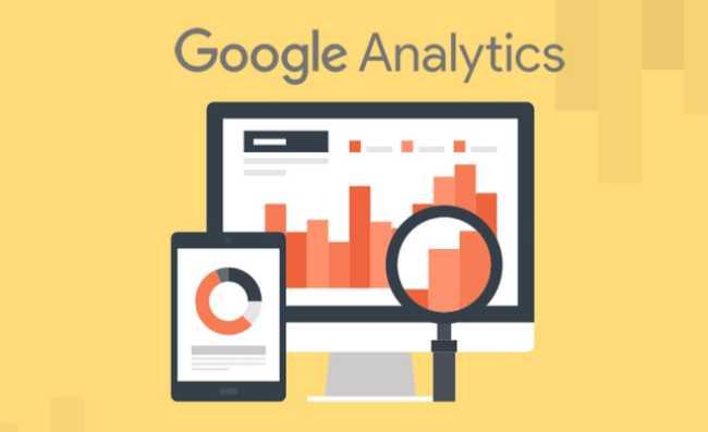 Check website bằng Google Analytics