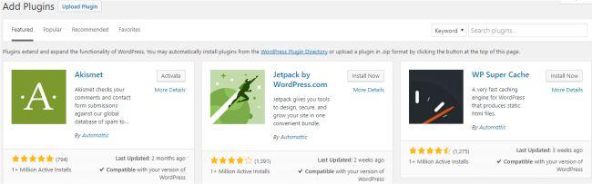 Plugin là yếu tố quan trọng giúp tăng tốc độ website hiệu quả nhất