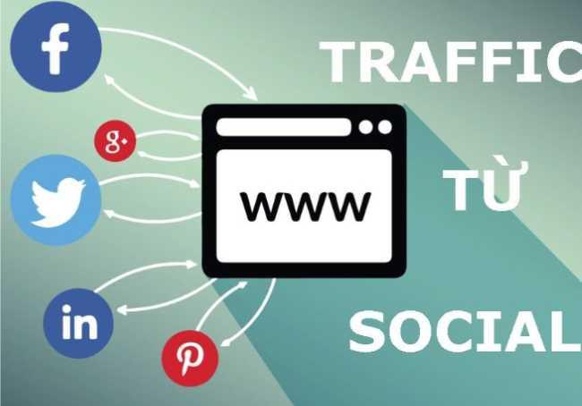 Traffic từ Social