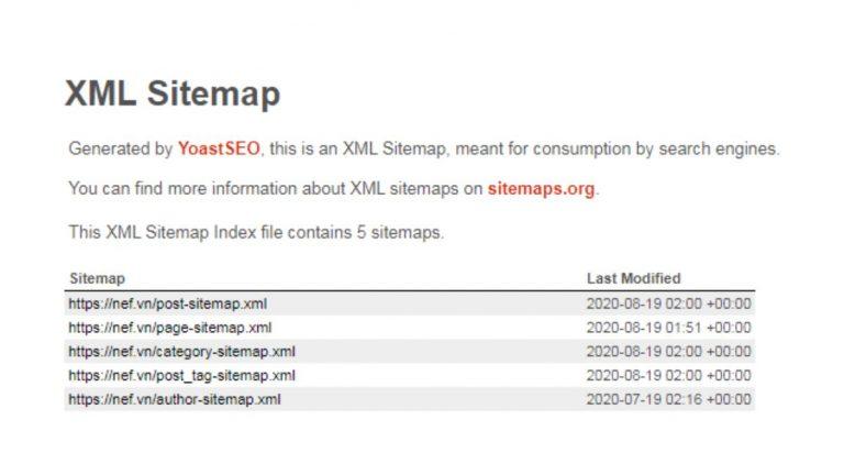 sitemap-xml-la-gi