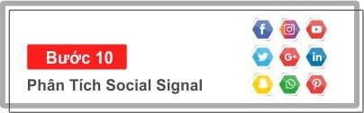 Phân tích Social Signal SEO