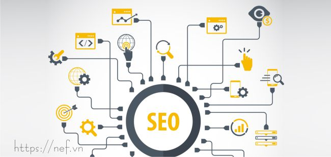 Dịch vụ SEO tổng thể web với kỹ thuật offpage tại Nef Digital