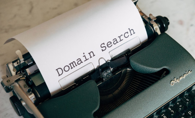 domain seo website mới