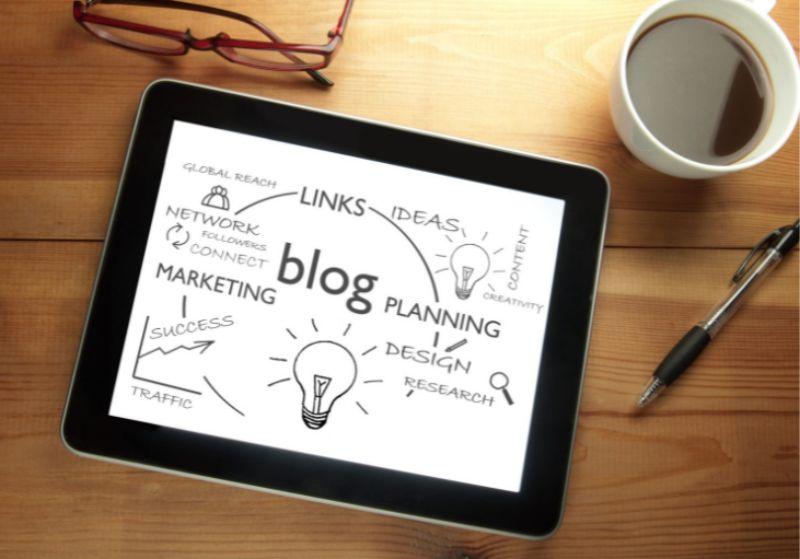 Quy trình viết Blog
