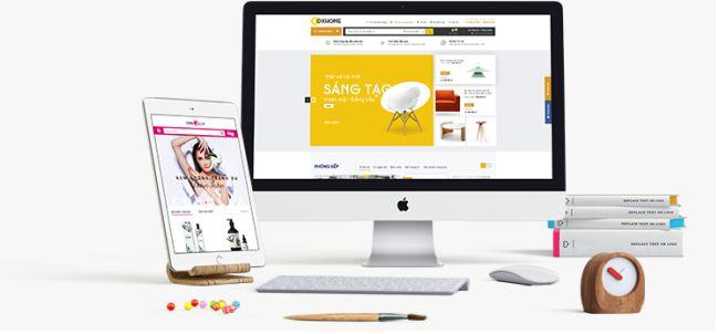 Tính năng website bán hàng Online